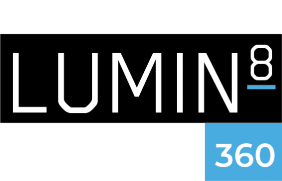 Lumin8 360 Logo