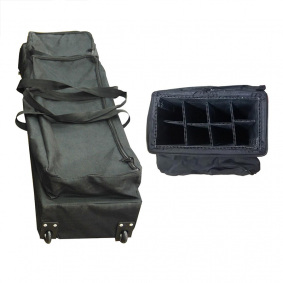 Qwick Trolley bags open