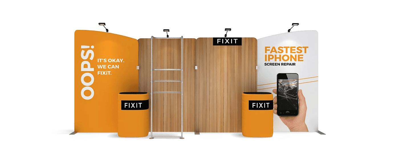FabTex Display System