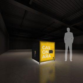 Lumin m Box Counter