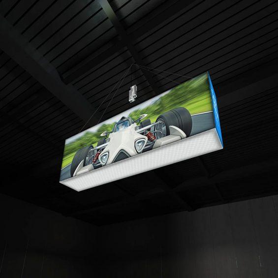 Lumin Hanging Banner xxmm