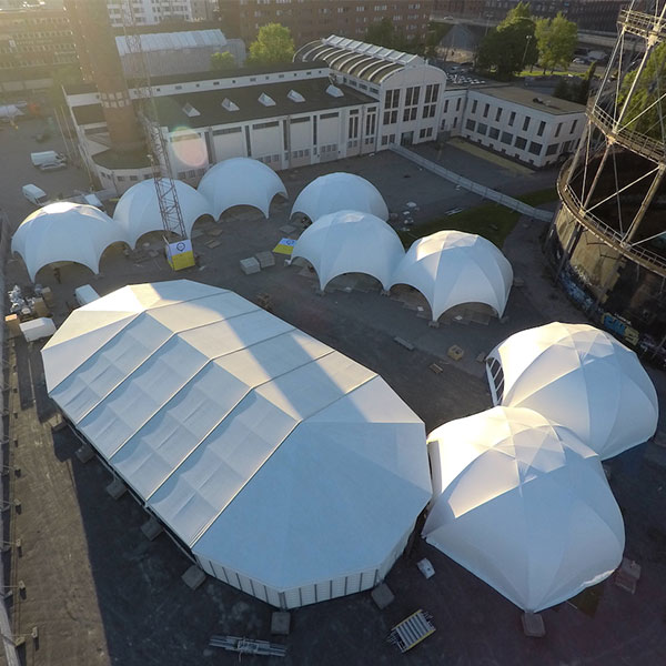 Emergency Response | Temporary Structures & Protective Visors, Emergency Response | Temporary Structures & Protective Visors